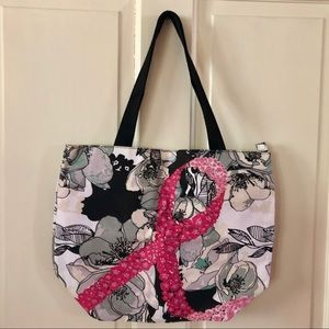 Handbags - Breast cancer tote bag brand new